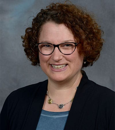 Alison Weikel, Director of Education
