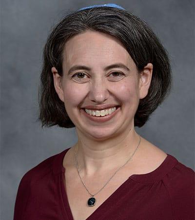Rabbi Jordana Schuster Battis, Associate Rabbi